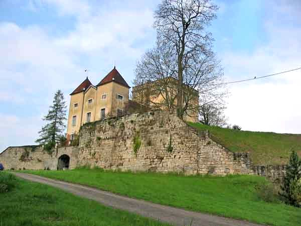 Château de Chemilly