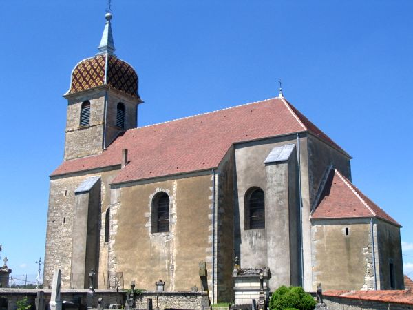 Eglise Vy-le-Ferroux