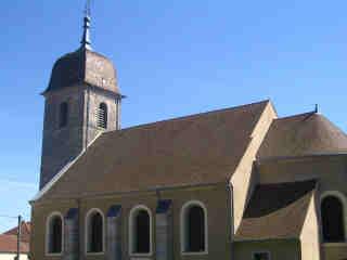 Eglise de Raze